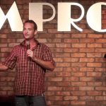 Comedian Erik Myers hit by a car on his way to a gig, pronounced dead at 40