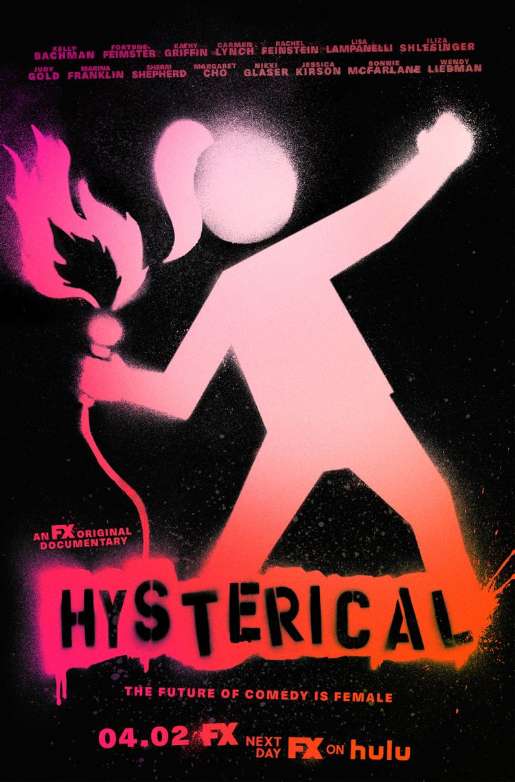 Hysterical - poster 2
