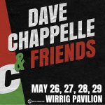Dave Chappelle, Tom Segura, Andrew Schulz, and Nate Bargatze announce their respective new tour dates