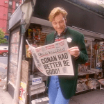 Why Conan O'Brien's late night rise is still remarkable 28 years later