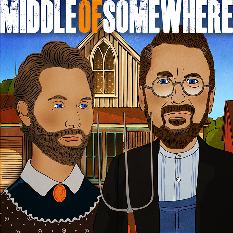 Middle Of Somewhere