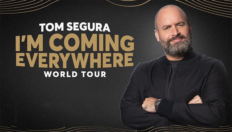 Tom Segura - ICW Tour