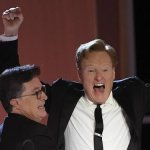 Conan O'Brien may have lost the Emmy, but he won the internet