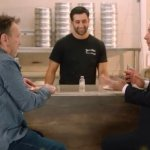 Watch Colin Quinn and Jimmy Fallon grab a pizza slice and remember Norm Macdonald