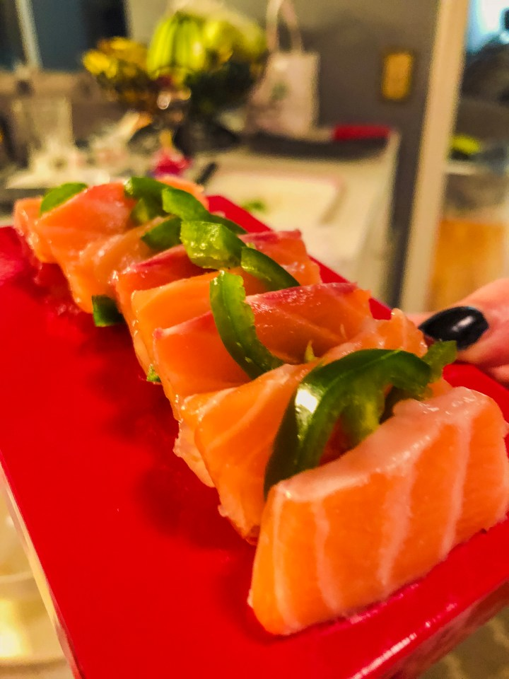 TwentyFivePlusFive Sushi Making 4