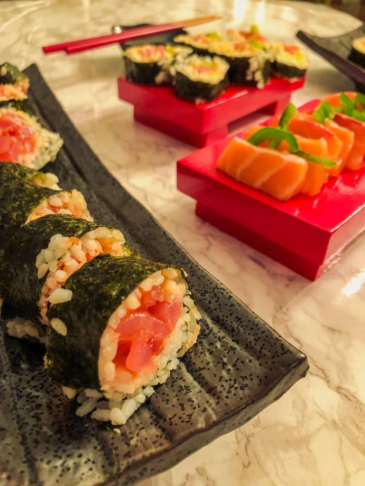 TwentyFivePlusFive Sushi Making 6