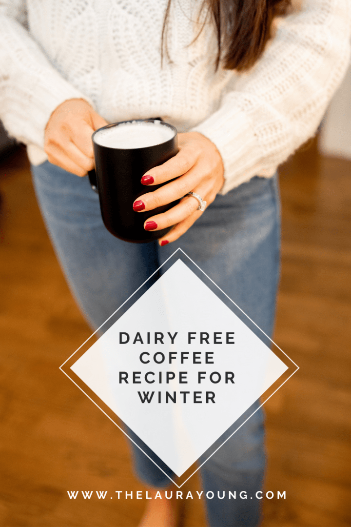 Dairy-Free Coffee Recipe for Winter