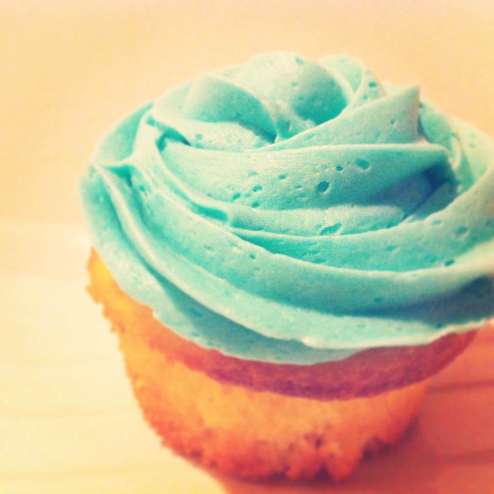Tiffany Blue Cupcakes Lavender Corner