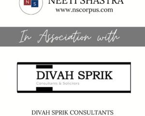 Internship Opportunity with Divah Sprik Consultants by Neeti Shastra Law Communicants