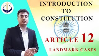 Article 12 - The Law Communicants