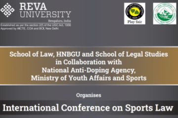 International Conference on Sports Law