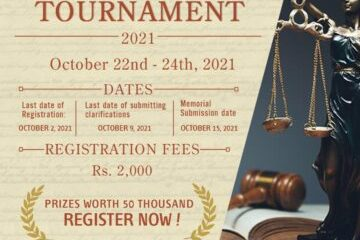 1st Amity National Trial Advocacy Tournament - The Law Communicants