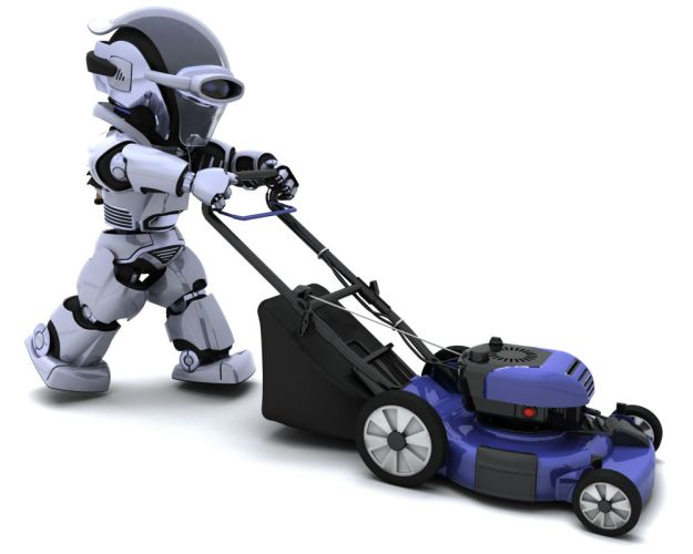 Robotic Lawn Care Business