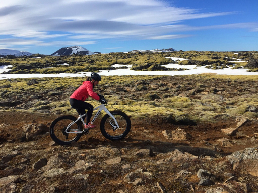 Riding with Icebike Adventures