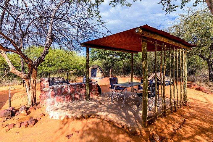 Waterberg Plateau Campsite, Namibia