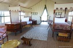 San Camp Guest Tent