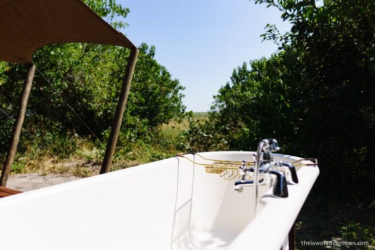 Linyanti Bush Camp Honeymoon Suite