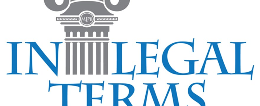 Knowing Legal Terms is Impressive and Useful