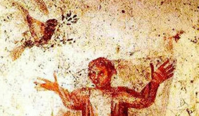 1st, 2nd Century Prayers for Sep 26-Oct 2, 2021