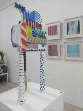Sculpture by Julia Flanagan