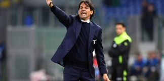 Simone Inzaghi of Lazio, Source- Getty Images