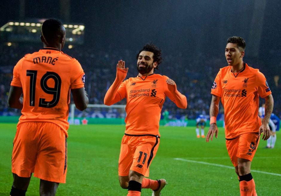 Front Three Dominance of Liverpool FC, Source- The Anfield Wrap