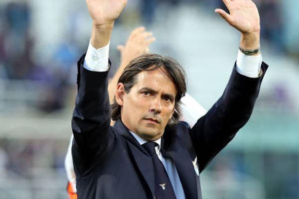 Salzburg vs Lazio Press Conference - Simone Inzaghi