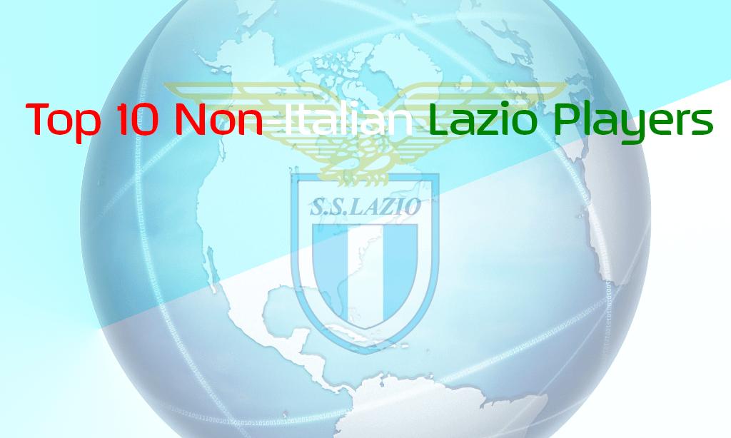 Non-Italian Lazio Players