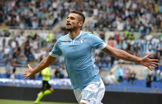 Antonio Candreva, Source- calcioweb.eu
