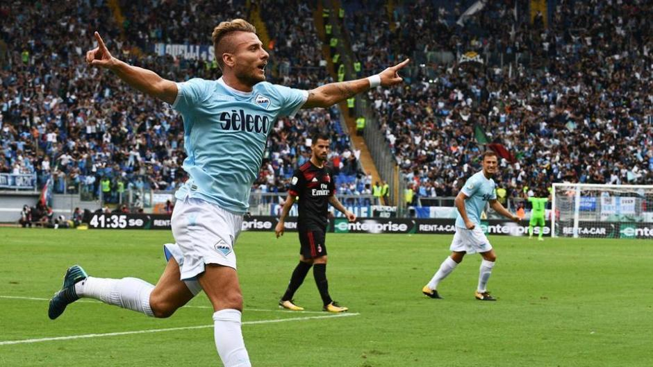 Ciro Immobile China