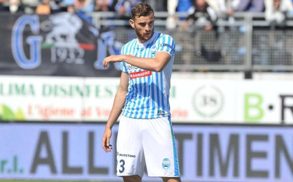 "Vicari: ""A dream to play for Lazio"""