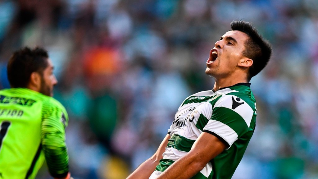 Marcos Acuña / Sporting Clube de Portugal, Source- Goal