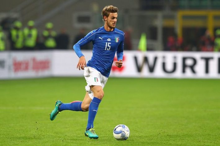 Daniele Rugani, Source- Italian Football Daily