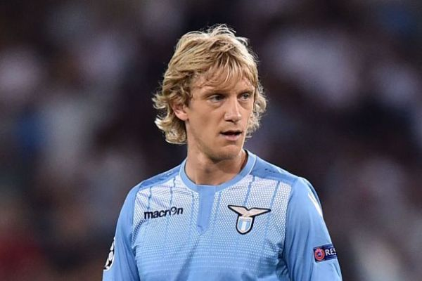Dusan Basta of Lazio, Source- europacalcio.it