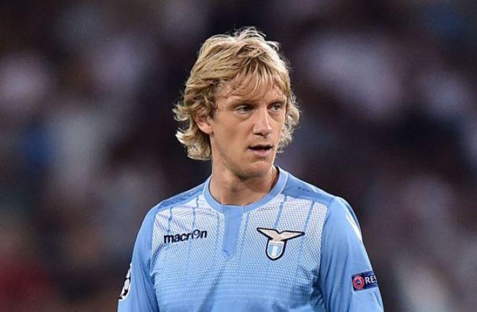 Dusan Basta of Lazio, Source- europacalcio.it