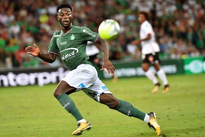 Jonathan Bamba Saint-Etienne