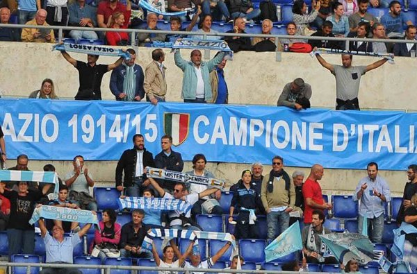 Lazio 1914/15 Scudetto, Source- Ultim'ora News