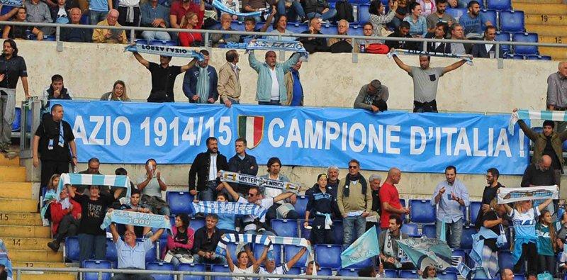 Lazio 1914/15 Scudetto, Source- Ultim'ora News