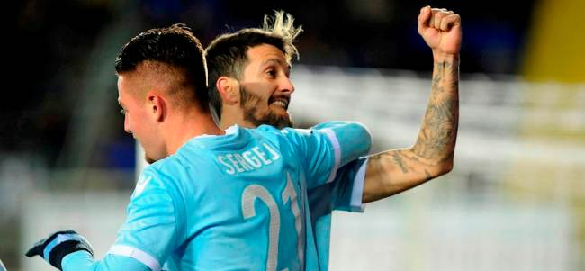 Luis Alberto and Milinkovic-Savic, Source- fantagazzetta.com