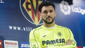 Roberto Soriano of Villarreal, Source- LeagueLIVE