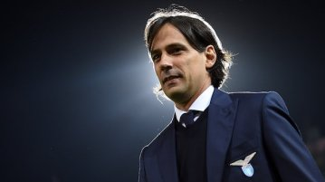 Simone Inzaghi of Lazio, Source CittaCeleste