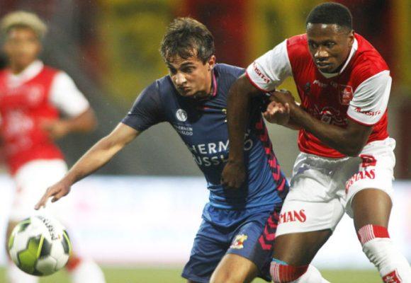 Report: Lazio interested in MVV Maastricht forward Jonathan Okita