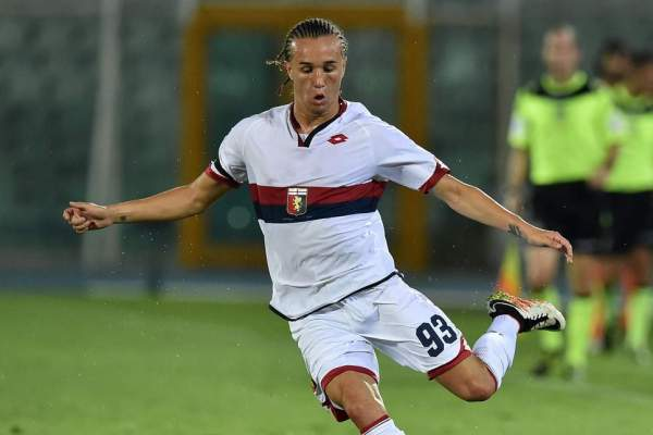Diego Laxalt Crossing
