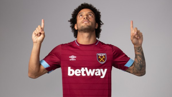 Felipe Anderson West Ham United