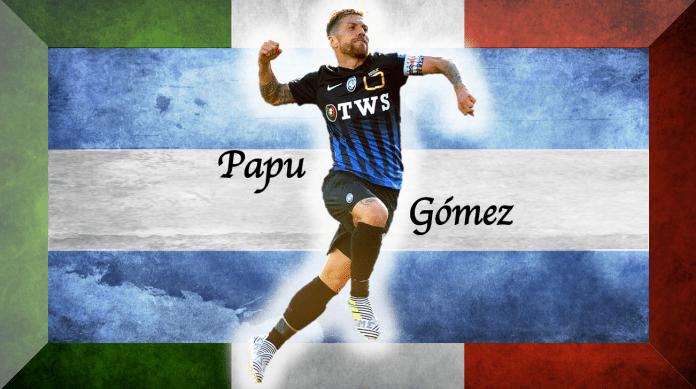 Papu Gomez, Designed by @S_K_MOORE