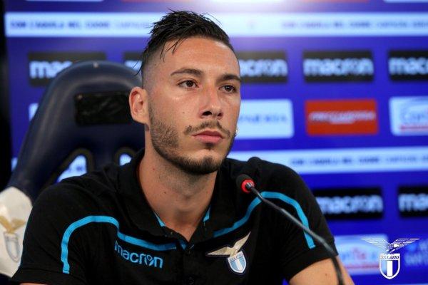 Mattia Sprocati, Source- Official S.S.Lazio