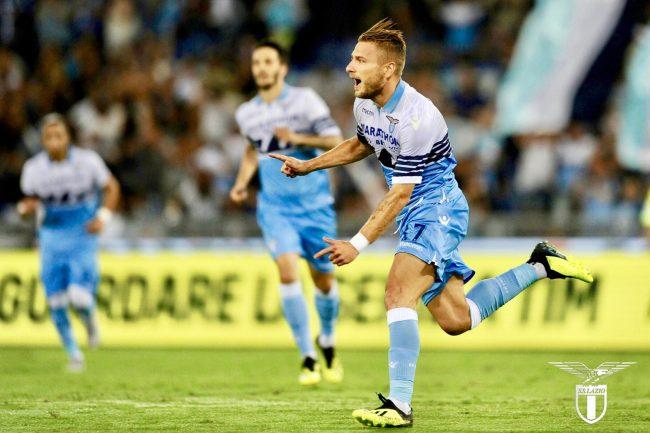 Ciro Immobile / S.S. Lazio, Source- Official S.S. Lazio