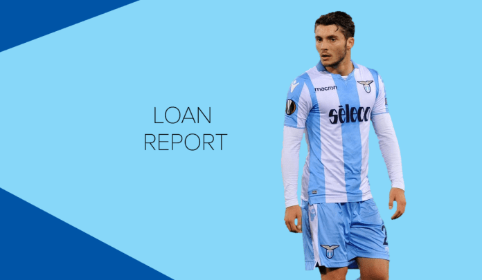 Laziali Loan Report, Simone Palombi