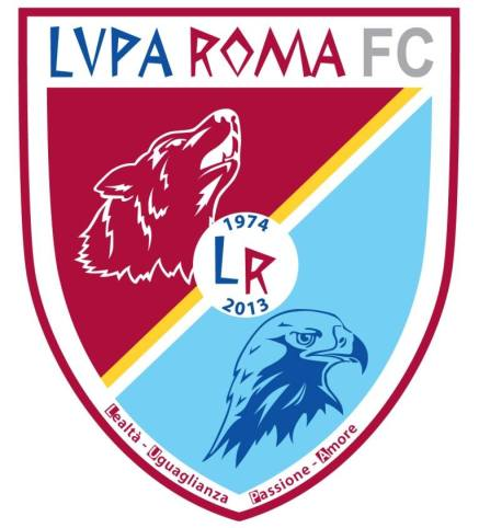 Lupa Roma FC, Source- Logopedia