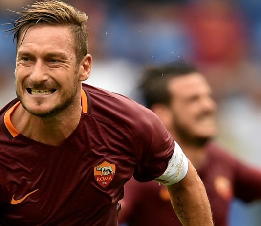 Francesco Totti - Source - The Guardian